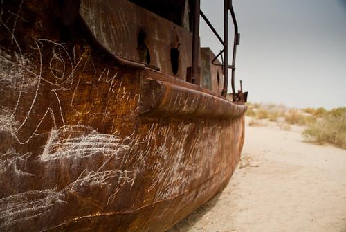 Mar de Aral III