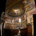 Apse of the Santa Maria in Trastevere, Rome