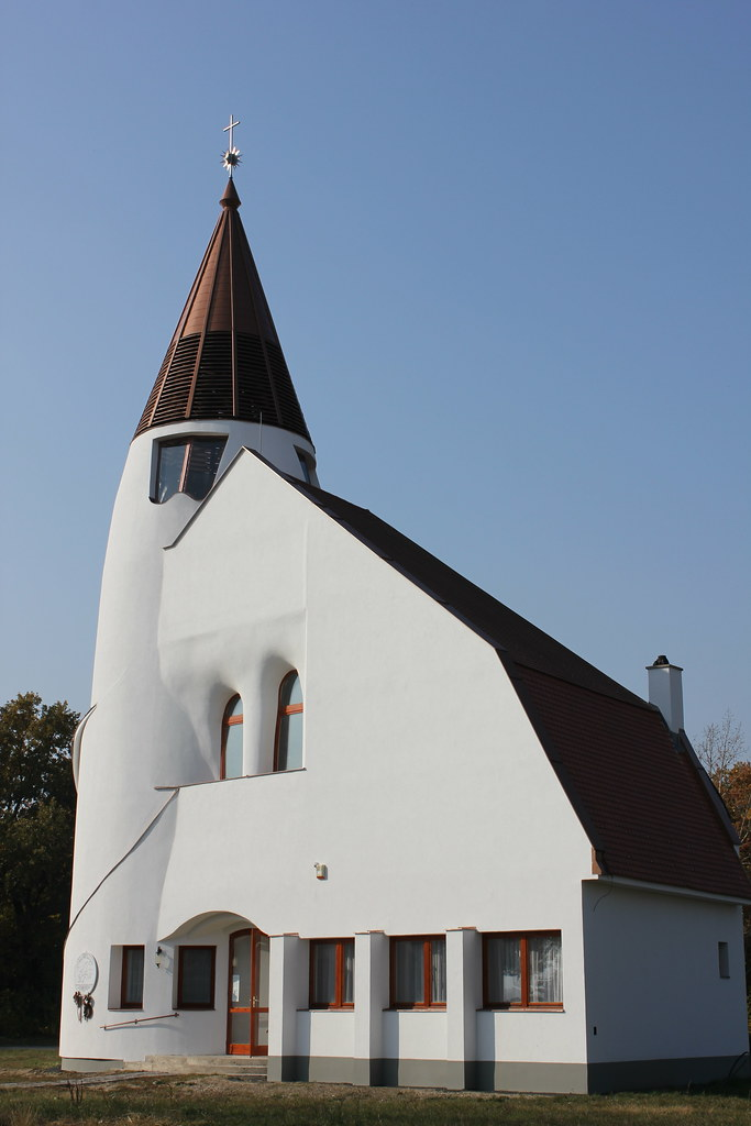 Hortobágy templom