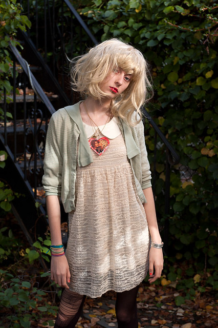 Sophia as Courtney Love | Flickr - Photo Sharing!