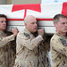 Small photo of Ramp ceremony recognizes fallen NTM-A trainer