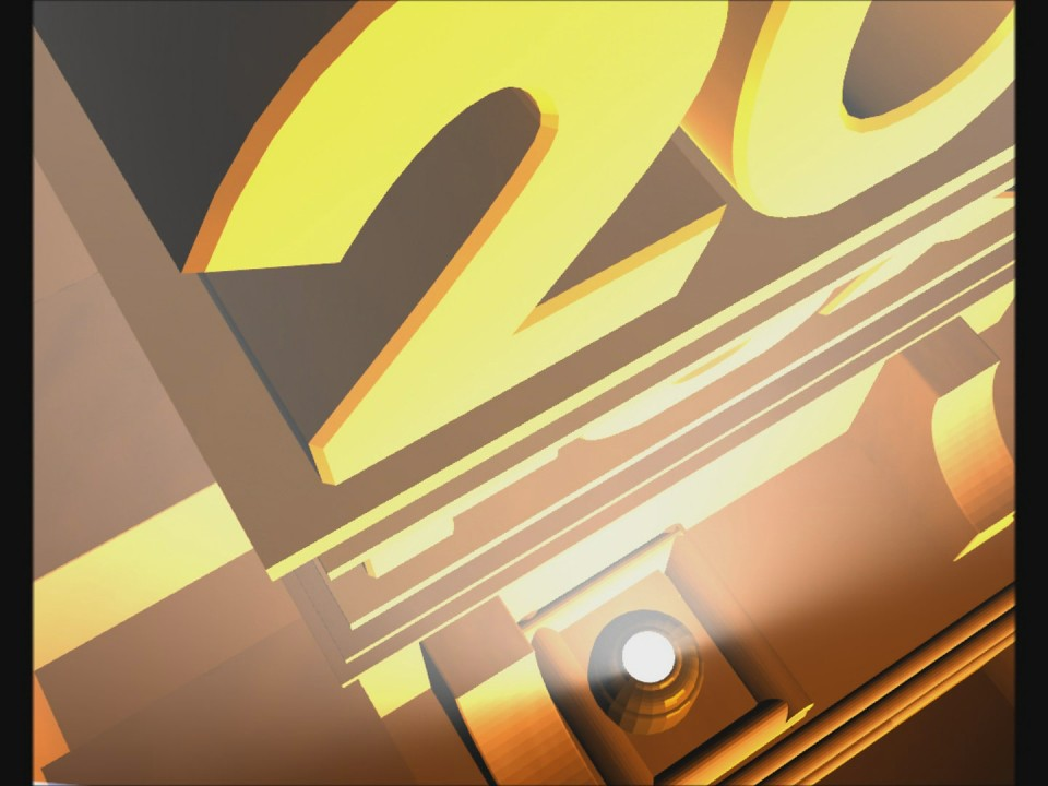 20th Century Fox 75th Anniversary Blender Fox Blender