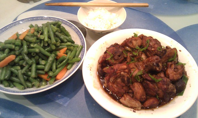 how to cook dark soy sauce chicken