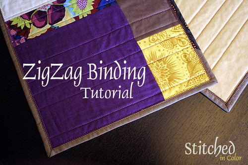 Zigzag Binding Tutorial