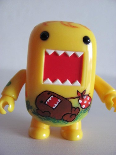 Travelling Domo - Front