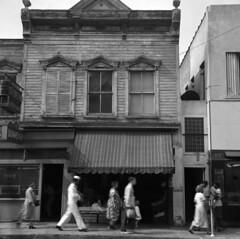 Charleston St, 1952, by Robert Rauschenberg
