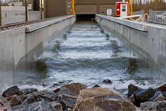 Laboratoire hydraulique environnemental