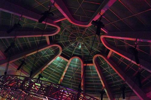 guggenheim roof