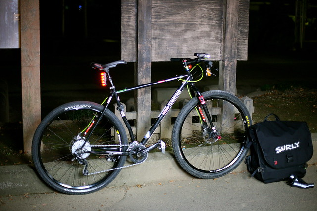 カラテモンキー。SURLY KARATE MONEY 20""