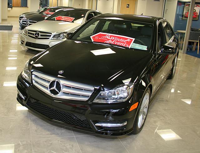 Benz natick
