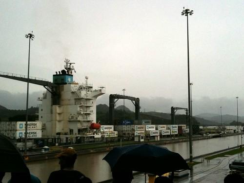 34 Cargo ship