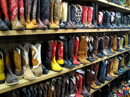 Handmade Cowboy Boots at Leddy's Fort Worth