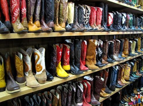 Handmade Cowboy Boots at Leddy's Fort Worth