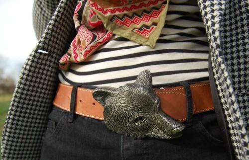 Anthropologie belt