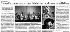 CMA Songwriters Washington Post Tearsheet