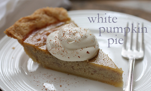 white pumpkin pie | sophistimom