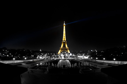 Tour Eiffel by night