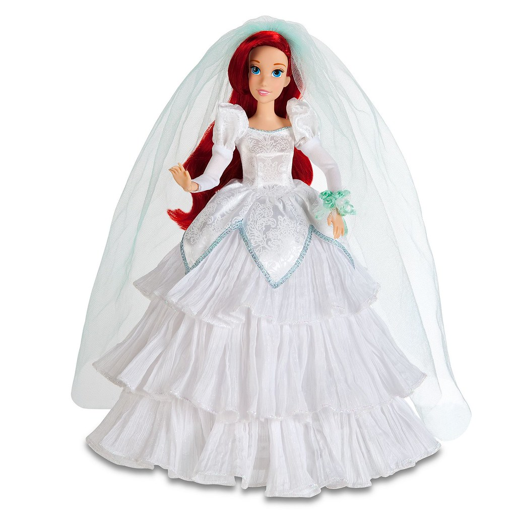 Disney Once Upon A Wedding Ariel Doll A Photo On Flickriver