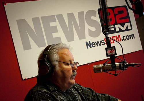News 92 FM KROI's Lanny Griffith