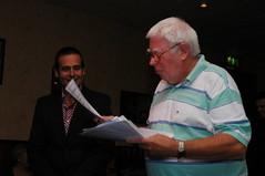 Velo Club Baracchi prize presentation evening 2011