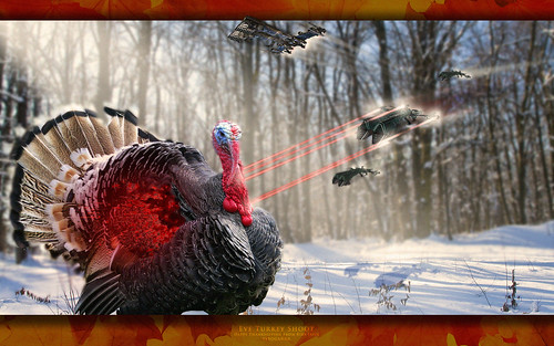 Eve Turkey Shoot Wallpaper