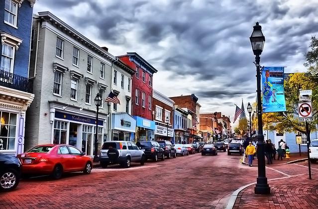 Main Street Annapolis Restaurants