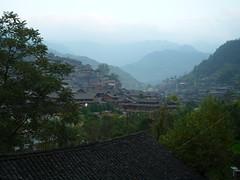 Stunning Scenery of the Miao Ethnic Village