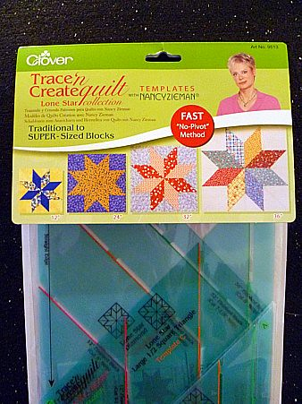 Trace 'n Creat Quilt templates
