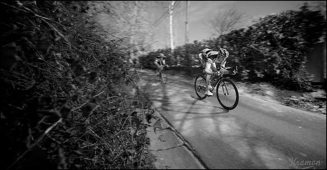 Frederik Veuchelen going downhill fast