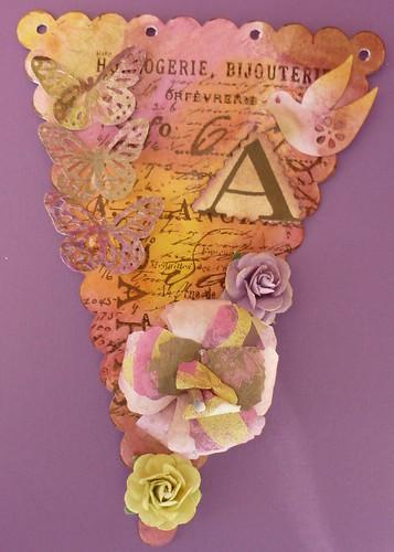 Sunday Stamper Paper roses