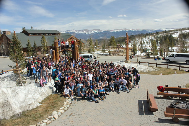 Youth Camp Group Photo