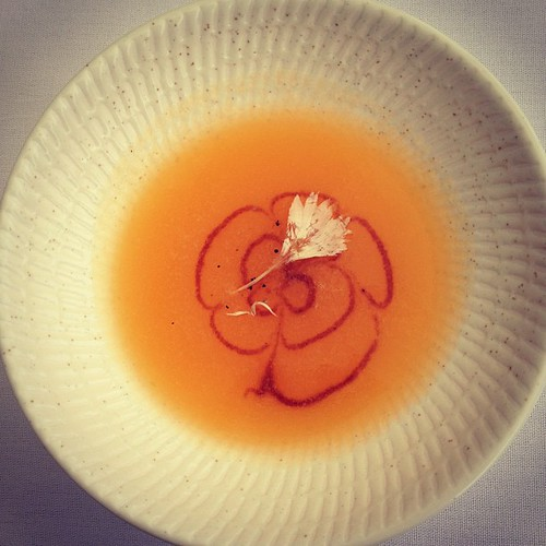 Cantaloupe soup, il lido
