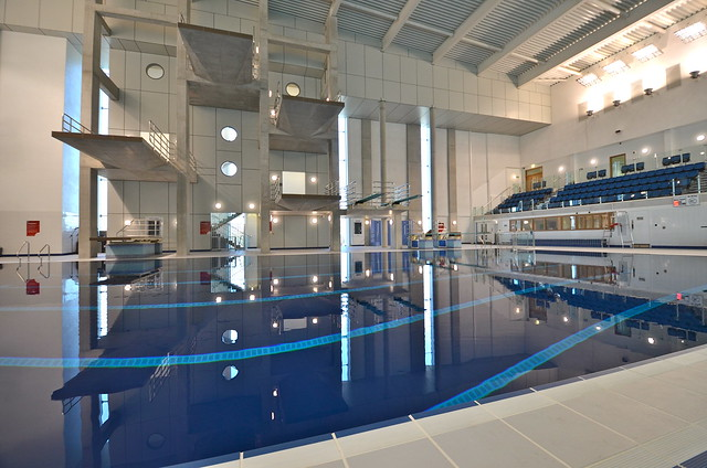 Dive pool at the plymouth life centre operated by everyone - Plymouth life centre swimming pool timetable ...