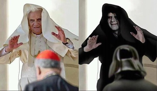 The dark side of the Force revealed, at last ;) by Charles Nouÿrit