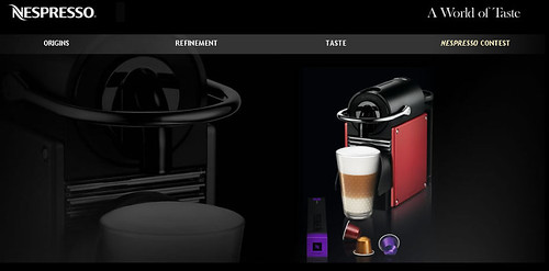Nespresso - digital engagement campaign