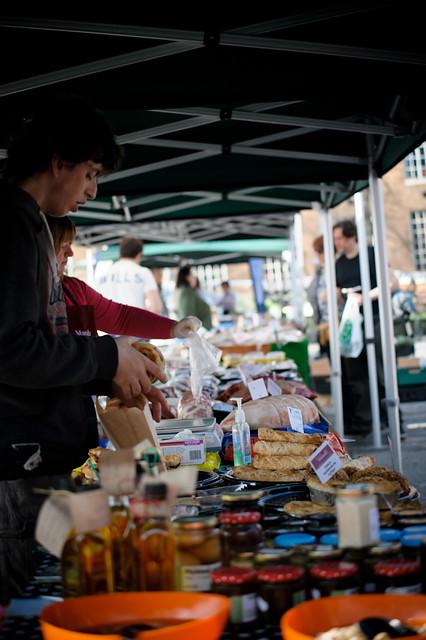 Brockley Food Market Opening Times