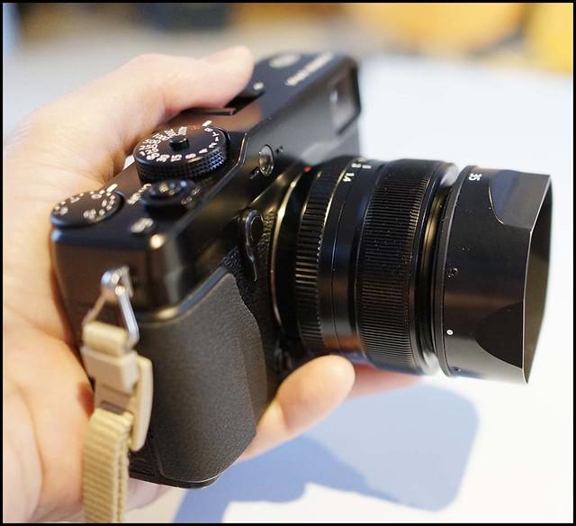 Fuji X-Pro 1 35mm f/1.4