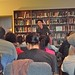 Jamey Jones's reading and Book Party at LIU on 4 28 11