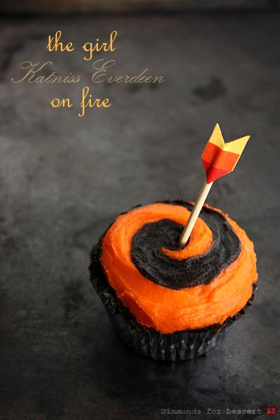 Diamonds For Dessert Hunger Games Cupcakes