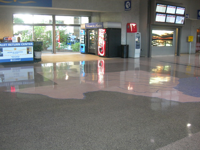 Texas Outline | Austin-Bergstrom International Airport ...
