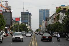 Phnom Penh : Monivong Boulevard