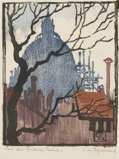 Val de Grace, Paris (1923)
