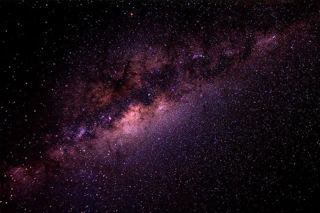 Patience II - The Milky Way (Explored #3)
