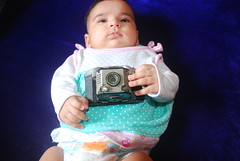The Birth of a Street Photographer Nerjis Asif Shakir 2 Month Old by firoze shakir photographerno1