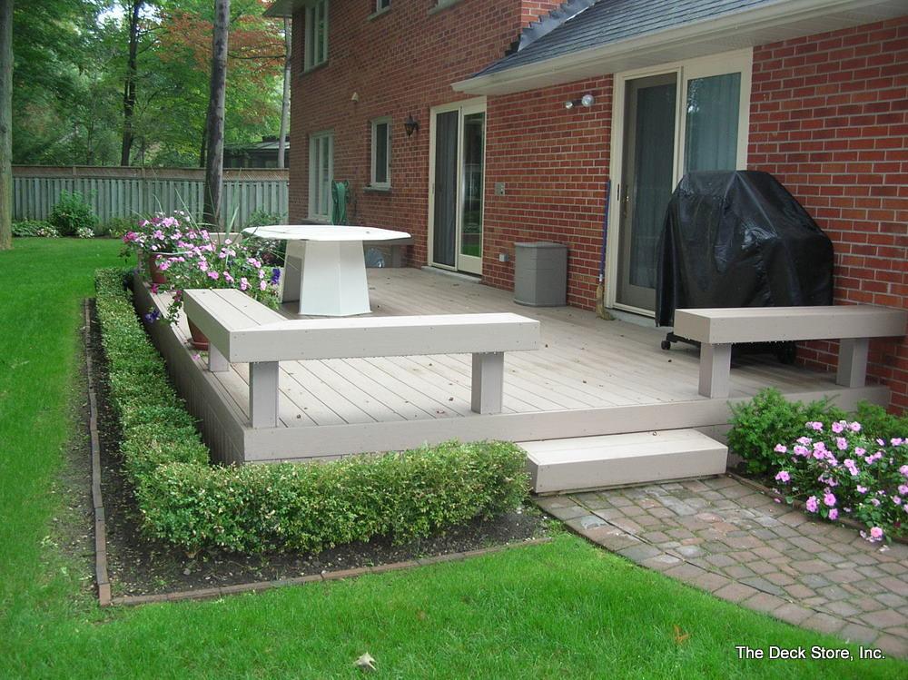 Composite Deck Composite Decking Gta