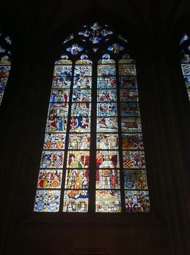 QUÉ HACER EN COLONIA: Vidrieras del interior de la catedral de Colonia qué hacer en colonia - 6249166682 b5d2a908d7 - Qué hacer en Colonia, Alemania