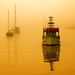 foggy morning by tugboat1952