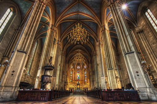 longexposure building slr church architecture digital photoshop canon eos photo high europe catholic dynamic cathedral interior columns croatia nave photograph zagreb processing slowshutter 5d inside balkans dslr neogothic pillars alter range pulpit hdr highdynamicrange hrvatska balkan markii postprocessing mitteleuropa photomatix republicofcroatia zagrebcathedral kaptol hermannbollé thefella 5dmarkii conormacneill thefellaphotography northbalkans