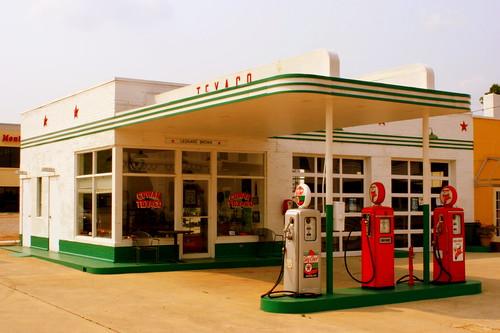 Vintage Cowan, TN Texaco