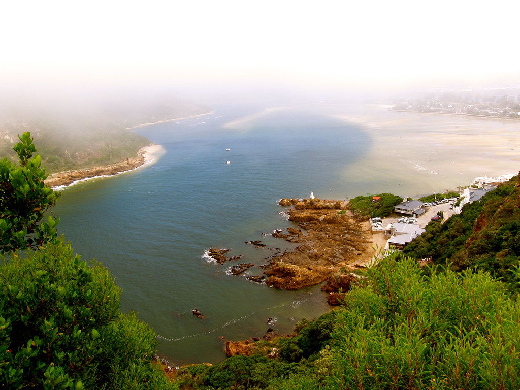 The Heads in Knysna, South Africa.